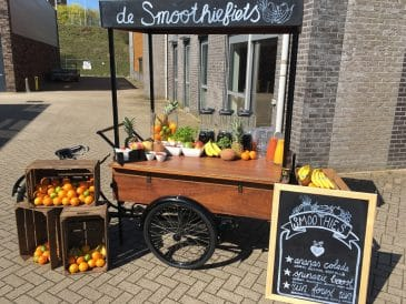 smoothie bakfiets