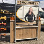 Smoothie kraam huren bij Smoothiebar Nederland